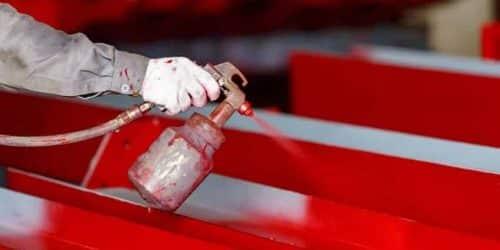 Verniciatura lamiera - Ferrari lavorazione lamiere Verona - Carpenteria leggera Verona